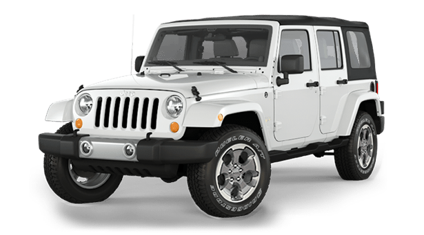 Jeep Wrangler Soft Top 2016