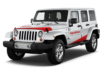 Jeep Wrangler 2015-2016 Hard or Soft Top