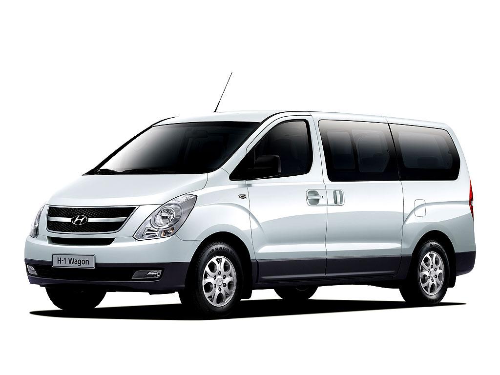 Hyundai H1 9 Passengers