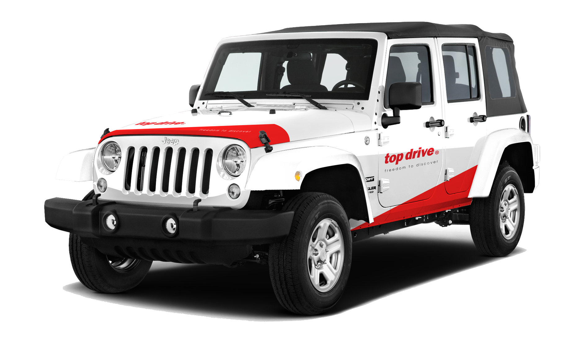 Hybrid Jeep Wrangler Soft Top 2019-2020