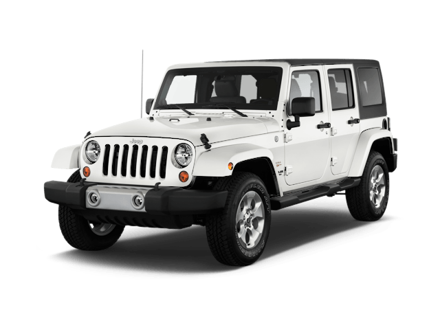 Jeep Wrangler Soft Top 2016/2017