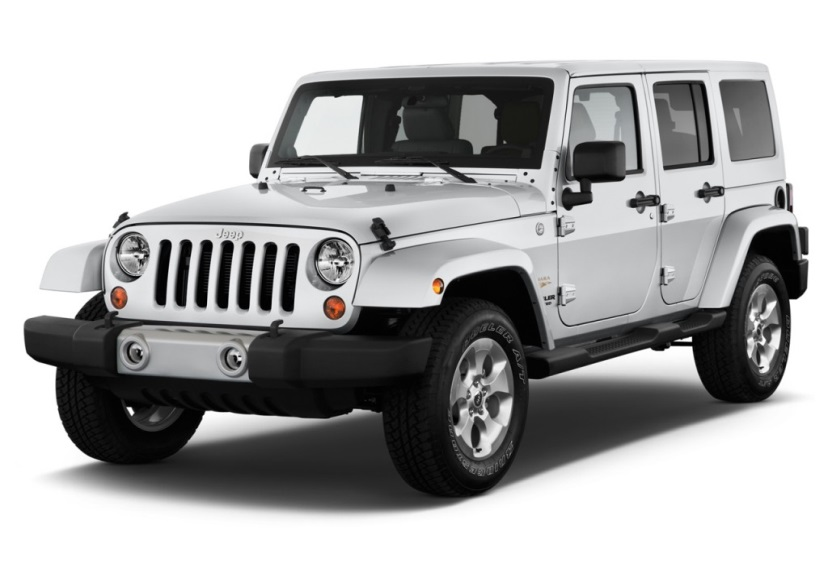 Jeep Wrangler Hard-Top 2015